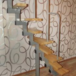 Модульная лестница Антресоль-Ка