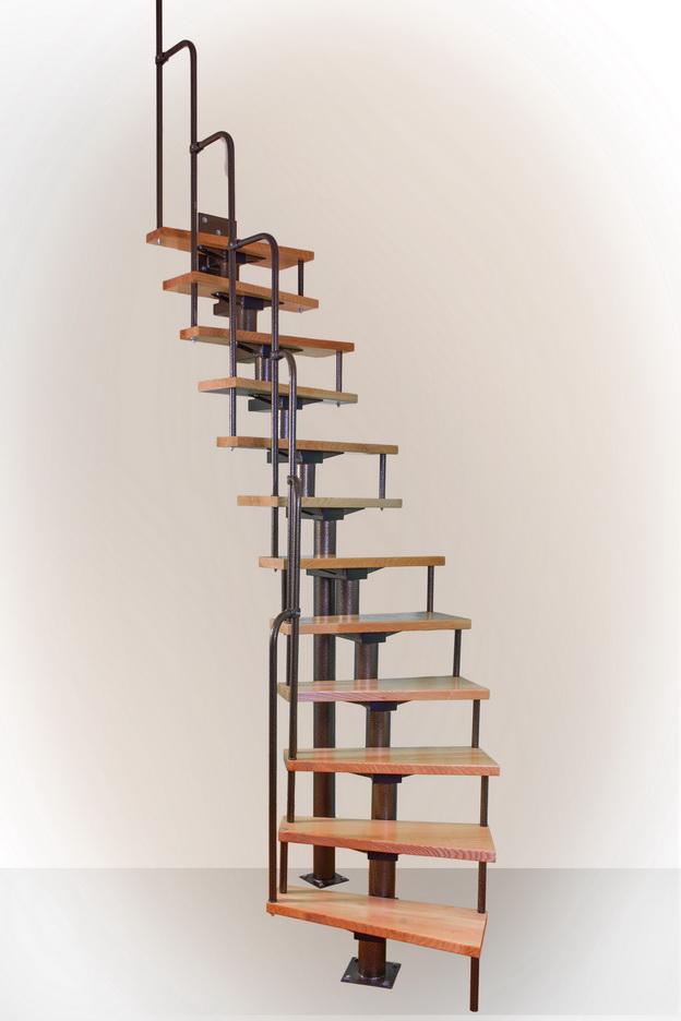 Модульная лестница ТетриS