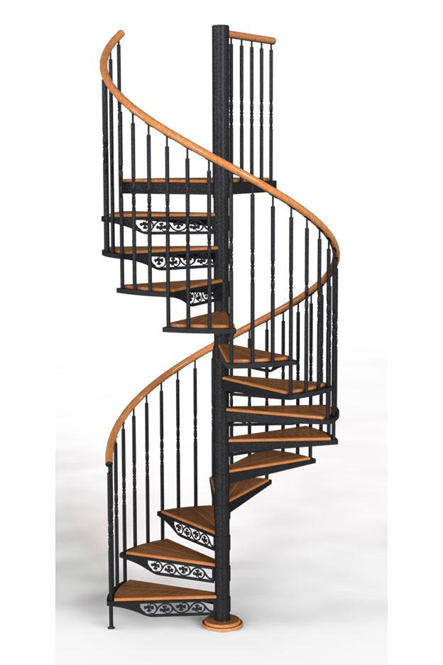 Виновая лестница «Маэстро-ретро»