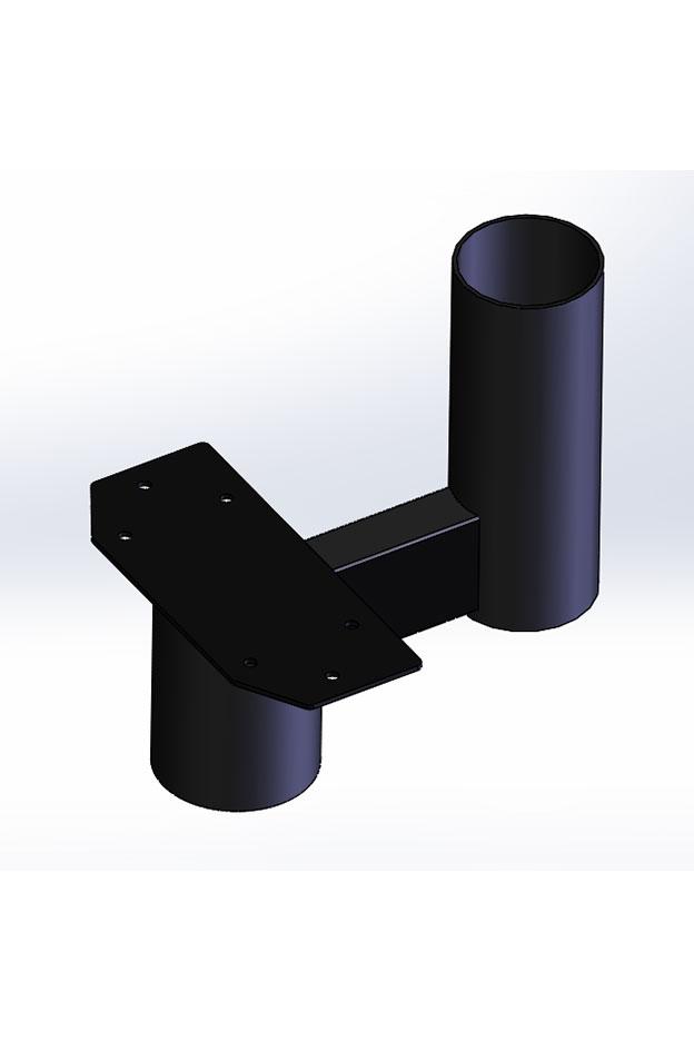 Модуль для модульной лестницы
